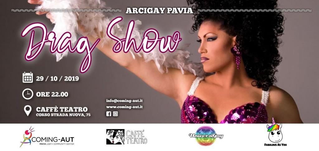 drag show halloween
